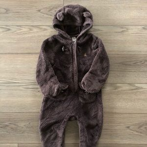 6-12M BabyGap One Piece Teddy Sweater